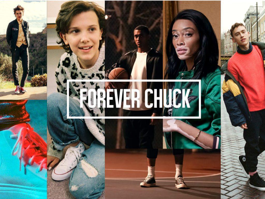 Forever Chuck