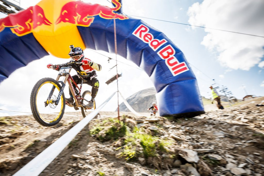 Red Bull extreme event