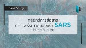 Case Study RISK COMMUNICATION DURING THE SARS EPIDEMIC OF 2003 in Vietnam