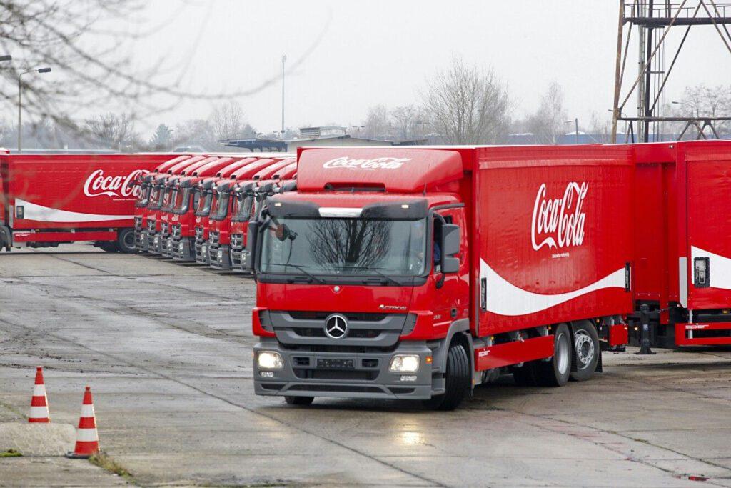 Coca-Cola Fleet