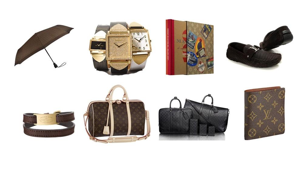 ผลิตภัณฑ์ต่างๆของ Louis Vitton (Louis Vitton Products)