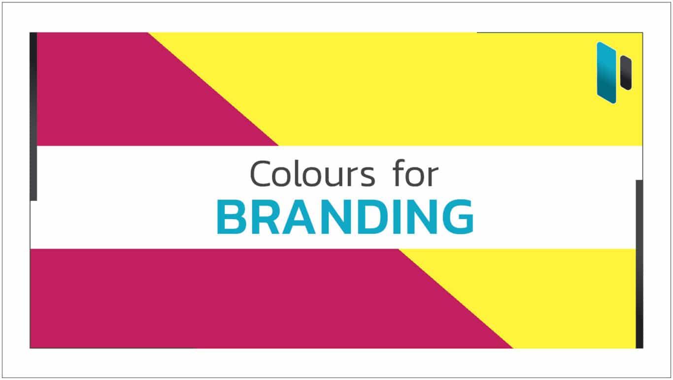 ความหมายของสีสำหรับการสร้างแบรนด์ (The Meaning of Colours for Branding)