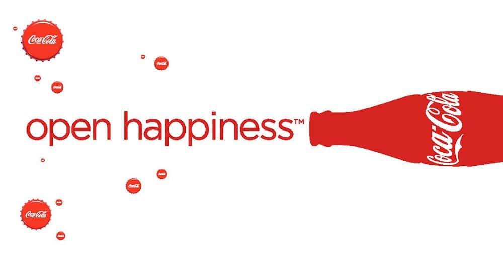 Coke Open Happiness
