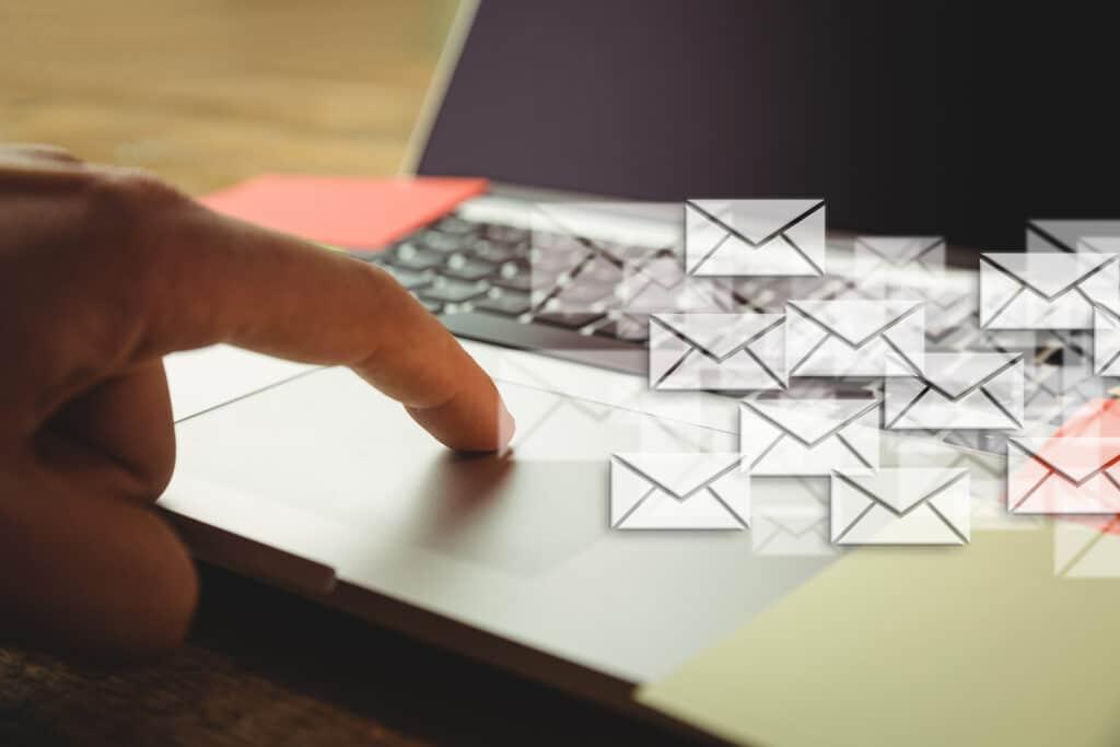 การส่ง Email Marketing