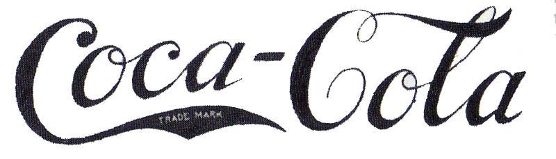 Coca-Cola 1887-1890s Trademark