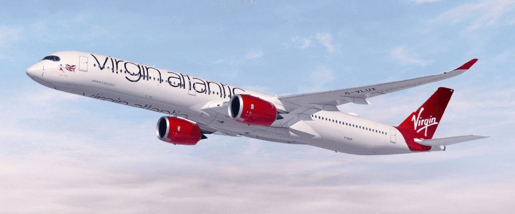 Virgin Atlantic by Virgin Group