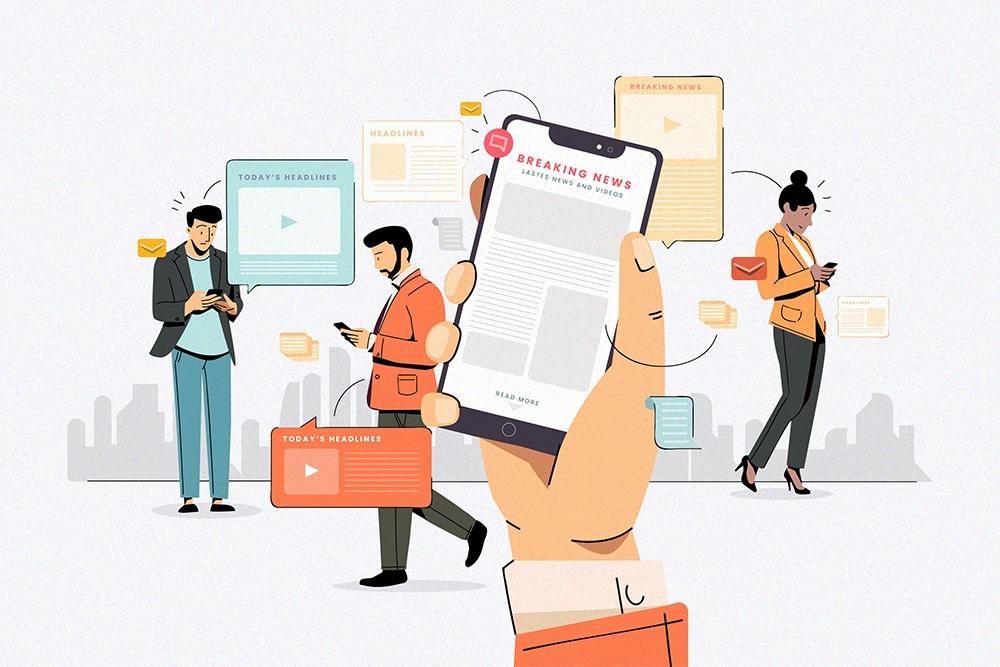 เทคโนโลยีที่ใช้และการเสพคอนเทนต์ (Tech usage & content consumption)