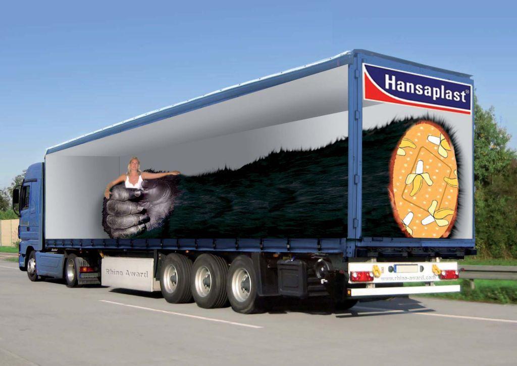 Hansaplast Mobile Advertising