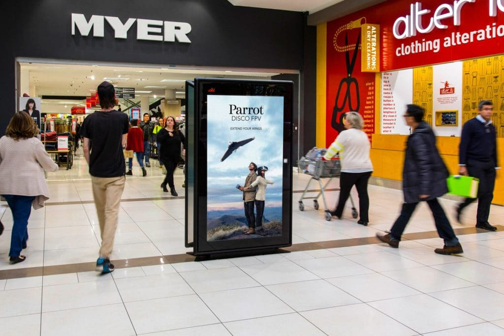 Retail Outdoor Advertising