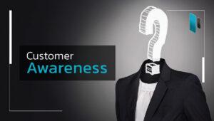 5 ขั้นของการรับรู้ของลูกค้า (Customer Awareness)