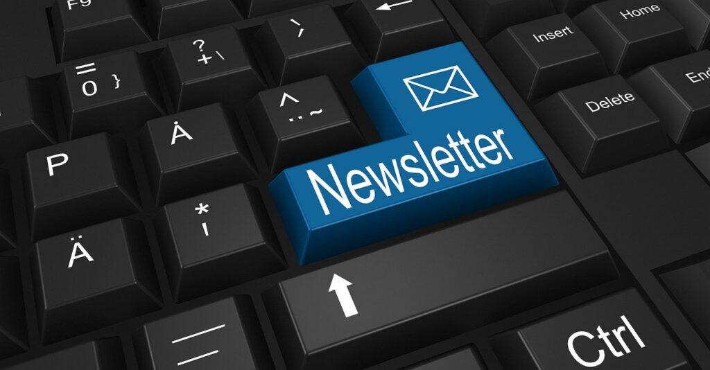 Sending E-Newsletter