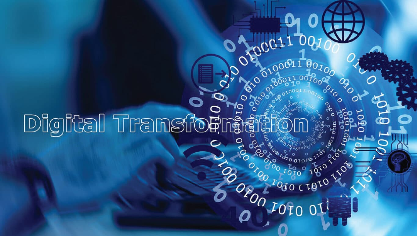 ความหมายของ Digitization, Digitalization และ Digital Transformation