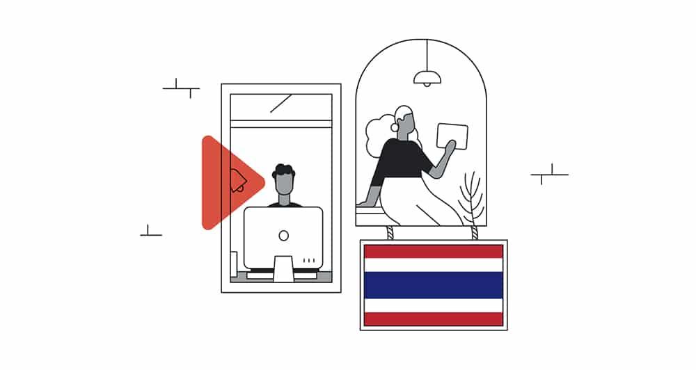 YouTube Thailand Watching Behavior 2020