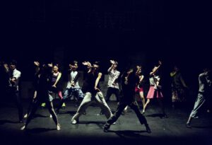 Team dance challenge