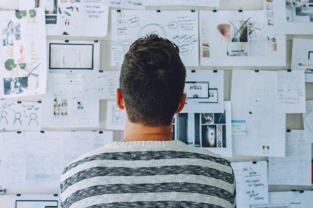 Content Design Thinking Process
