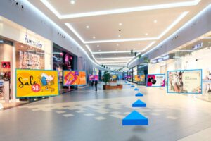 Augmented-Shopping-Mall