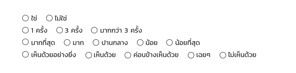 Likert Scale Research Question