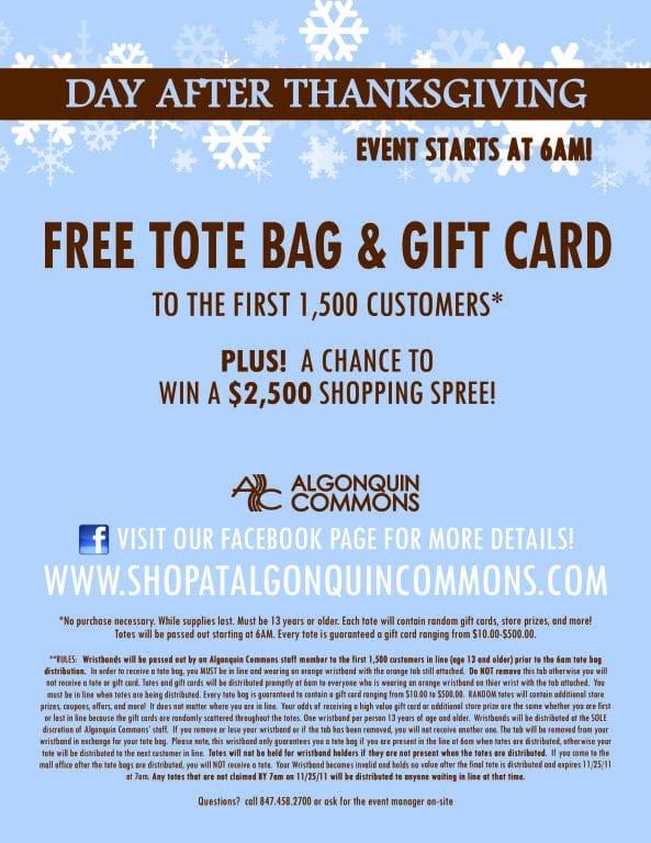 FOMO Marketing - Free Gift Card