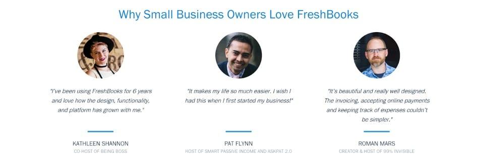 FOMO Marketing - Testimonial