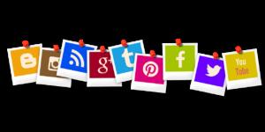 Promote Content Via Social Media