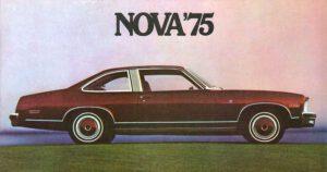 Chevrolet Nova - Case Study - Context - Popticles.com