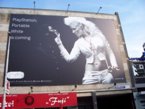 Play Station Print Ad 2006