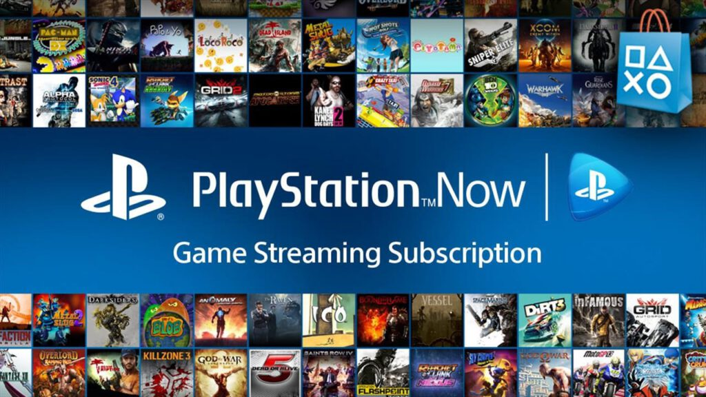 Playstation Now Subscription Model