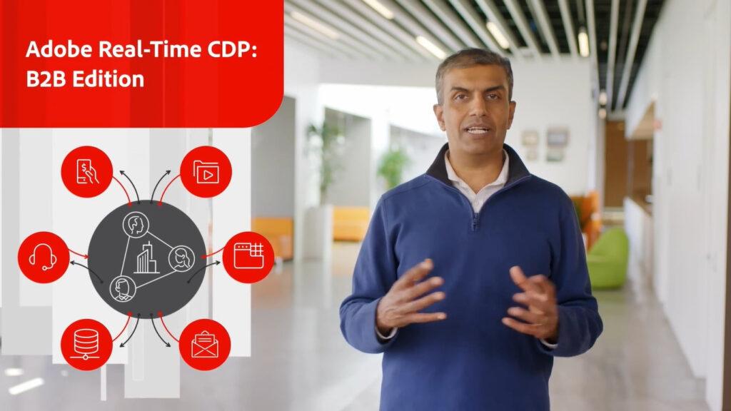 Adobe Real Time CDP B2B Edition