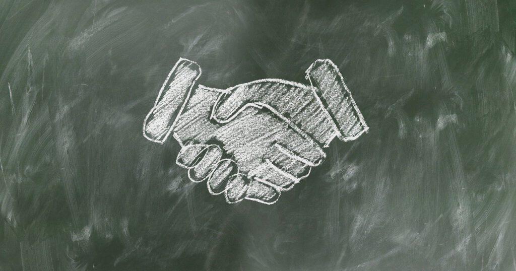 ความสัมพันธ์ของธุรกิจแบบ B2B2C