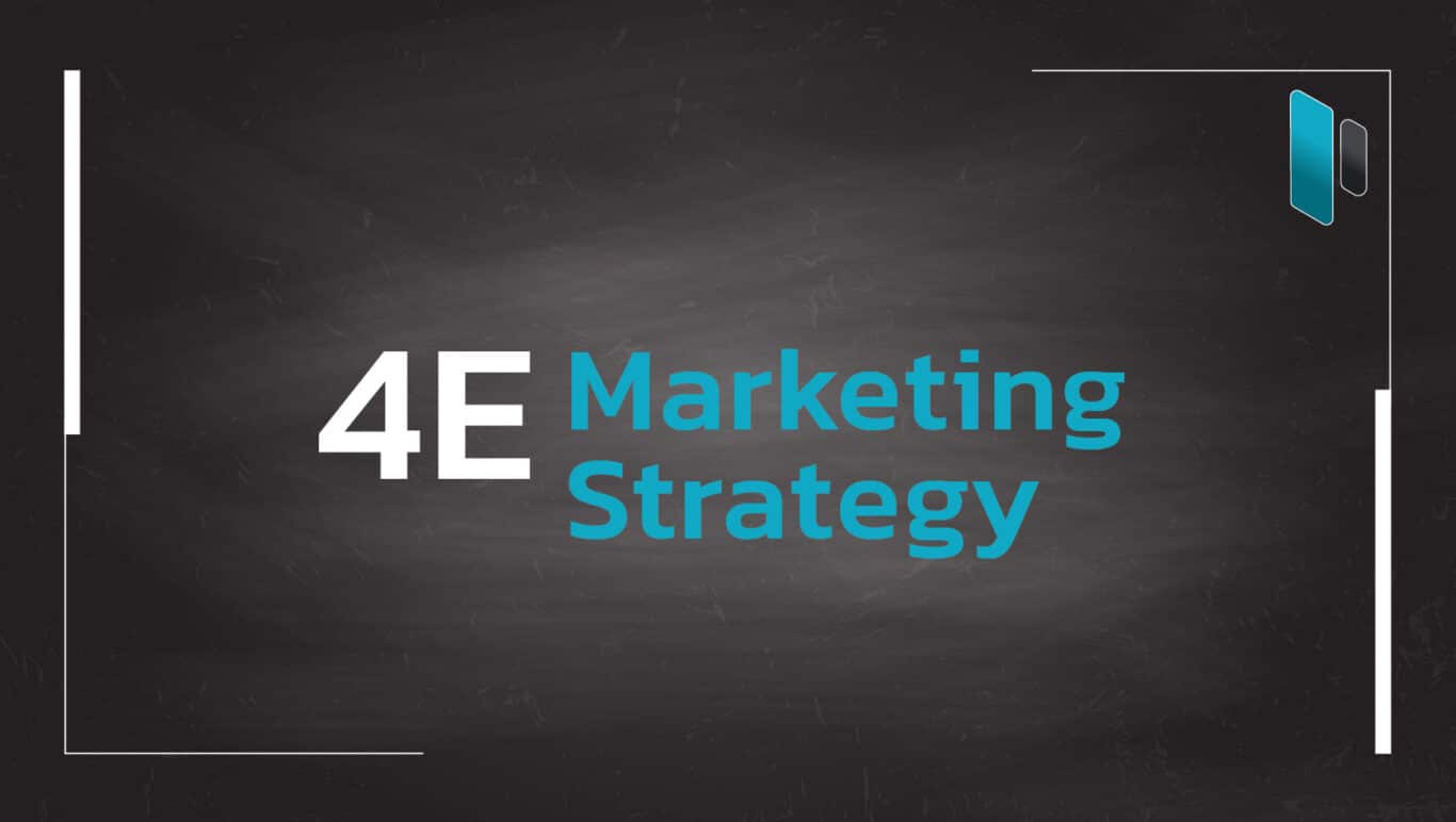 กลยุทธ์การตลาดแบบ 4E