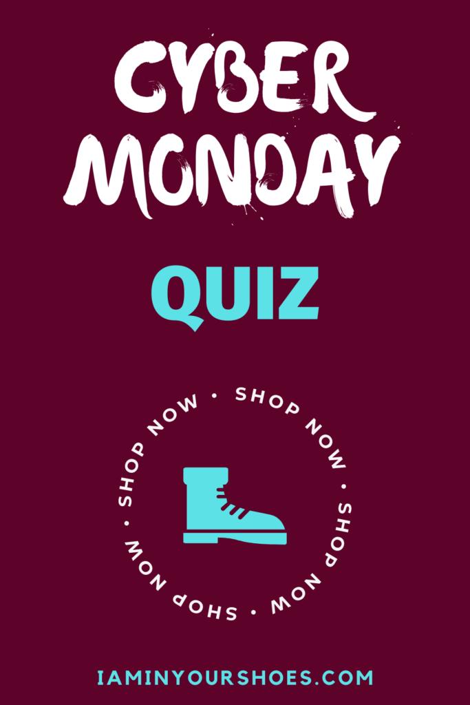 Cyber Monday Quiz